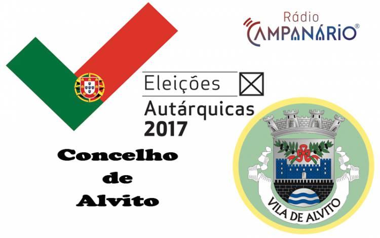 Autárquicas 2017: Os resultados eleitorais do concelho de Alvito (c/dados)