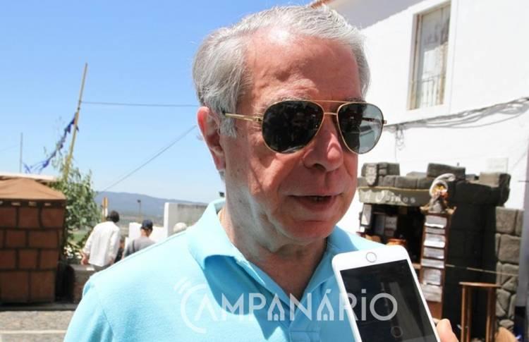 Ricardo Salgado goza férias no Alentejo, e fala em exclusivo à Rádio Campanário (c/som)