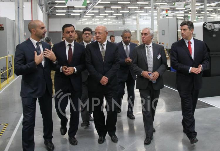 Campanário TV: Veja o video da inauguração da nova fábrica da Mecachrome em Évora (c/video)