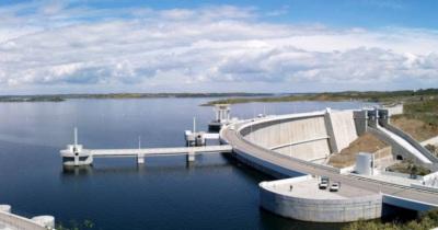 Barragem do Alqueva cada vez mais próxima de atingir a quota máxima. Faltam apenas 2,01 metros
