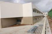 Elvas: Obras para novos acessos à EB 2,3 de Santa Luzia provocam alterações no trânsito