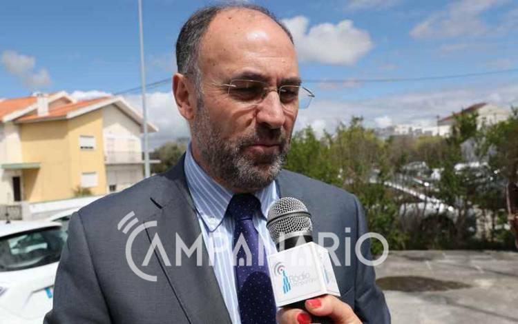 """Segurança Social de Évora em fase de """"lançamento de trabalho"""", diz diretor José Ramalho (c/som)"""