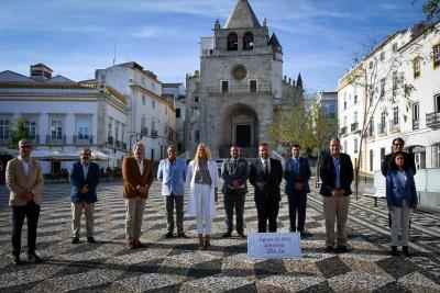 Dez municípios do Alto Alentejo criam empresa para gestão da água para consumo humano