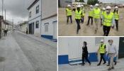Ruas do Torrão e Parque Urbano de Alcácer do Sal alvo de obras de reabilitação