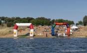 117 Nadadores participaram na prova de Águas Abertas na Barragem dos Minutos