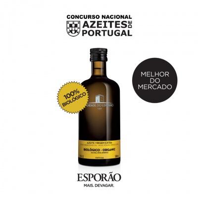 Azeite Esporão Biológico - Olival dos Arrifes  distinguido no Concurso Nacional de Azeites de Portugal