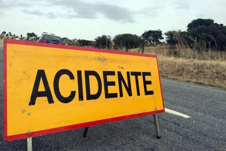 Colisão fere três mulheres no cruzamento do IP2 à entrada de Portalegre