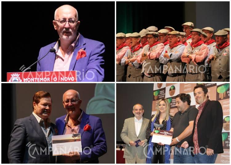 Turismo do Alentejo e Ribatejo galardoa aqueles que se destacaram no ano de 2018 (c/fotos)