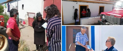 Município de Alandroal distribui 150 kits de proteção a idosos do concelho