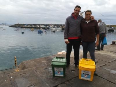 Porto de Sines arranca com projeto 'A pesca por um mar sem lixo'