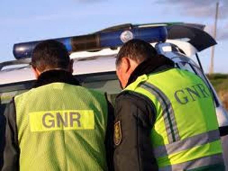 GNR registou 5 crimes esta quarta-feira no distrito de Évora (c/som)