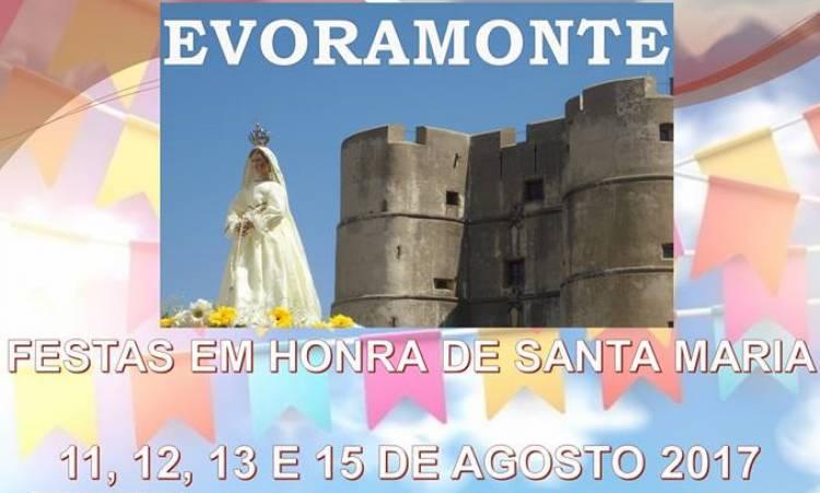 Évoramonte estará em festa no próximo fim-de-semana