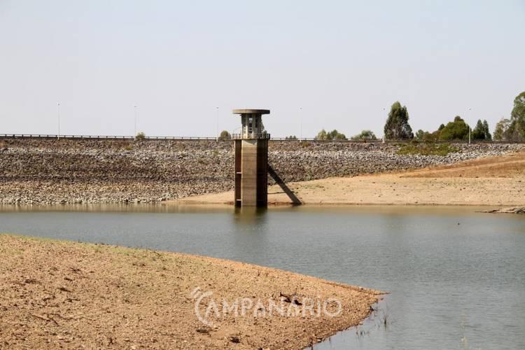 Armazenamento de água da Barragem da Vigia aumenta em Novembro