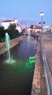 Sousel - Santo Amaro já exibe o esperado espelho de água (C/ Fotos)