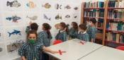 Finalistas da Sala Rosa conhecem a sua futura Escola