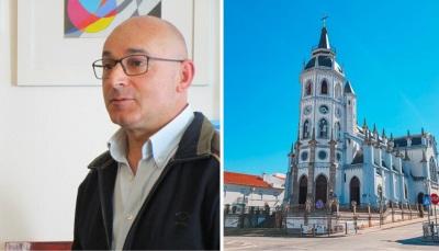 """""""Não há receios em ir à Igreja onde há limite de lugares, distanciamento e desinfeção"""" diz Padre Manuel José Marques (c/som)"""