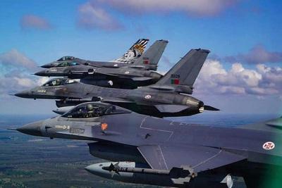 Os céus de Beja recebem o maior exercício militar da Nato em 2020