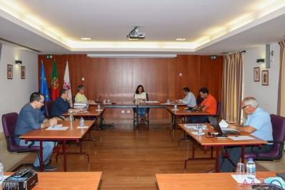 Reuniões do Executivo Municipal de Arronches voltaram ser realizadas presencialmente nos Paços do Concelho
