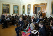 Avis: Comitiva Erasmus+ recebida nos Paços do Concelho
