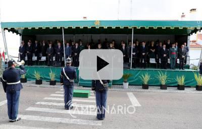 Vídeo: Celebrações do Dia Do Comando Territorial de Portalegre, em Arronches