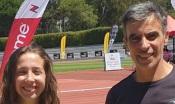 Catarina Ribeiro e Academia José Jacob fazem história no atletismo portalegrense