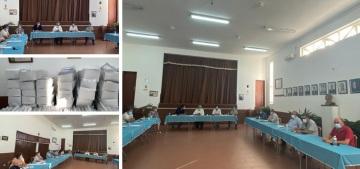 COVID-19: Câmara de Elvas já distribuiu mais de 90 mil equipamentos de proteção individual