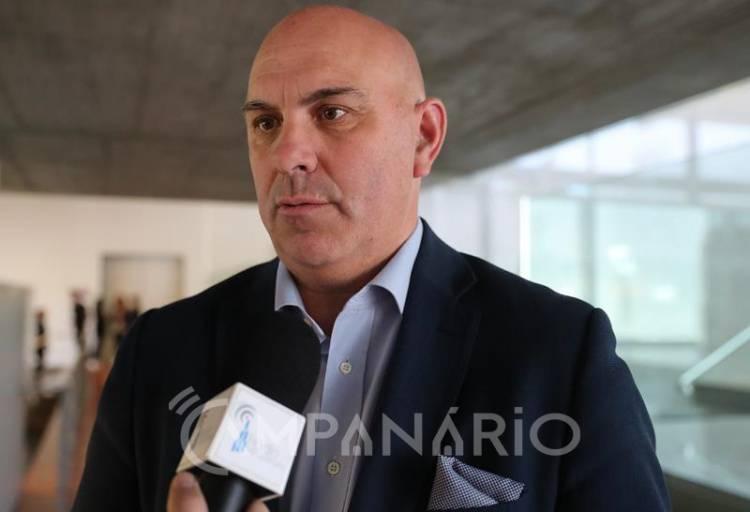 """Em 2018, o IPDJ Alentejo """"voltou a aumentar a sua atividade"""" com mais apoios para clubes e associações, diz pres. Miguel Rasquinho (c/som)"""