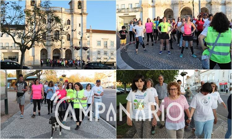 Caminhada/Corrida do Pirilampo Mágico levou Estremoz à rua por uma boa causa. A RC deixa-lhe as fotos (c/som)