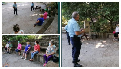 GNR e CLDS de Mora no Dia Mundial da Consciencialização da Violência contra a Pessoa idosa