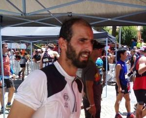 Portalegrense destaca-se no Campeonato do Mundo de Trail Running