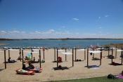 Praia Fluvial de Monsaraz com bandeira azul 2020 pelo bom desempenho (c/fotos)