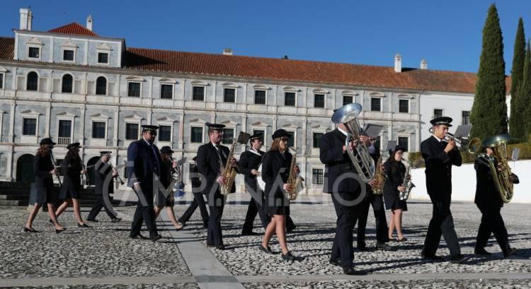 Vila Viçosa: Banda Filarmónica União Calipolense comemora o dia da Restauração da Independência