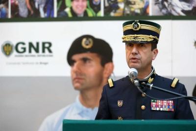 Tenente-General Rui Manuel Clero é o novo Comandante-Geral da GNR