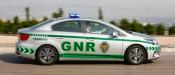 80 infrações rodoviárias, 12colisõese 5despistes foram algumas das ocorrências este fim de semana, no distrito de Évora (c/som)