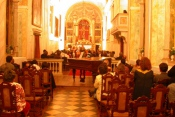 Capela do Paço Ducal recebe concerto de Natal