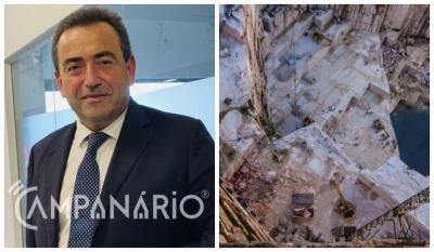 """ADRAL promove projeto de """"59,6 milhões de euros de investimento"""" para os mármores, revela José Calixto (c/som)"""