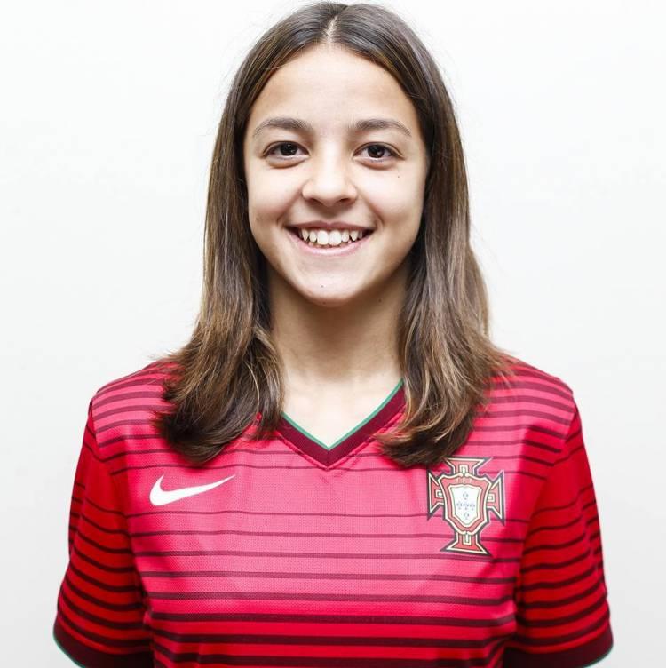 Atleta reguenguense prepara apuramento para o Euro 2018 com a Seleção Nacional sub-17 (c/som)