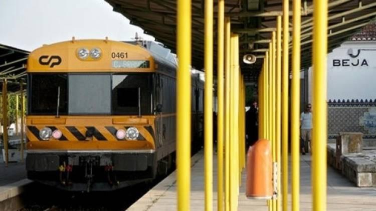 Governo autoriza estudo de viabilidade para eletrificação da linha ferroviária entre Casa Branca e Beja