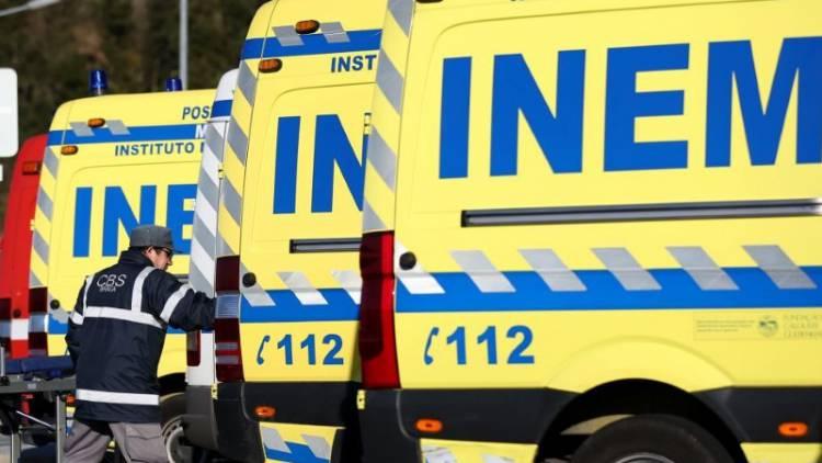 Cinco feridos em colisão rodoviária próximo de Gavião