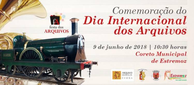 Estremoz comemora Dia Internacional dos Arquivos