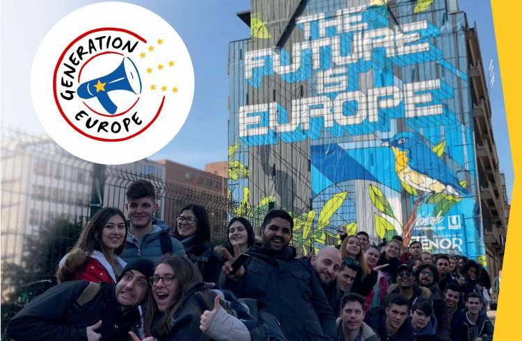 Generation Europe junta dezenas de jovens em Évora para 2º encontro do projecto