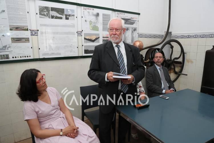 Antigo lagar da Fundação da Casa de Bragança transformado em espaço museológico (c/som e fotos)
