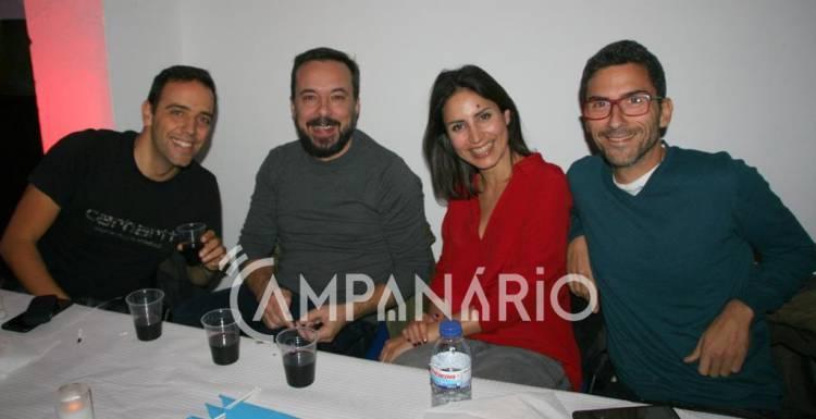 ARCA Comedy Take VI animou noite de Arcos (c/som e fotos)