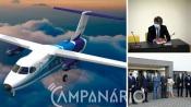 """""""A CCDRA teve uma postura de defesa da região e foi muito pró-ativa abraçando o desafio e criando condições para este projeto de aeronáutica"""", afirma diretor do CEiiA (C/SOM)"""