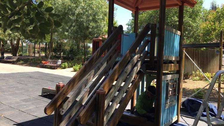 Ferreira do Alentejo: Parque de Lazer da Fonte Nova com novos equipamentos desportivos