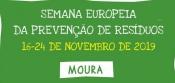 Moura assinala a Semana Europeia da Prevenção de Resíduos