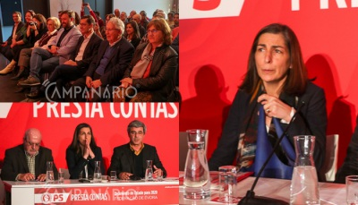"""""""O novo Hospital Central do Alentejo e a expansão da ferrovia são os principais investimentos para a região no Orçamento 2020"""", diz Ana Catarina Mendes (c/som e fotos)"""