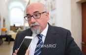 """Pres. ARS diz que """"empresa espanhola ACCIONA foi a que cumpriu os requisitos do procedimento do Hosp. Cent. do Alentejo. O preço base ficou nos 150M €"""" (c/som)"""