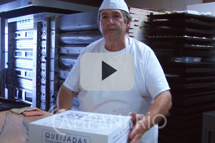 Conheça outro grande mestre da doçaria em Vila Viçosa. Veja aqui o vídeo