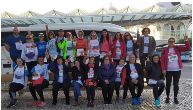 Estremoz representado na EDP maratona de Lisboa